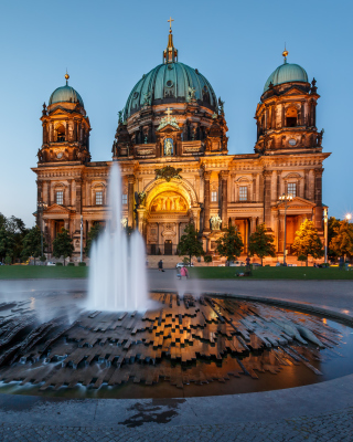 Berliner Dom - Obrázkek zdarma pro 240x432