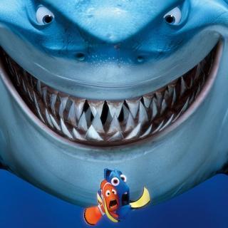 Finding Nemo - Obrázkek zdarma pro 128x128