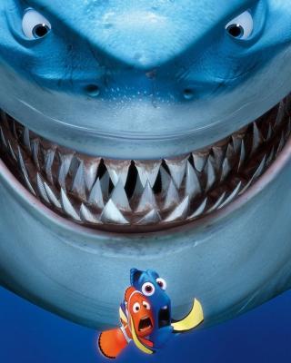 Finding Nemo - Obrázkek zdarma pro 480x800