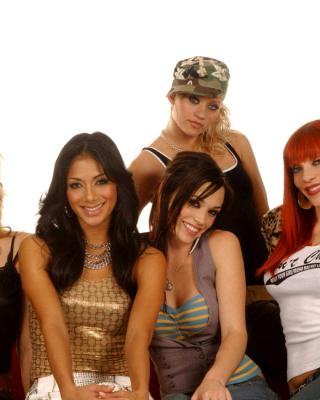 The Pussycat Dolls - Obrázkek zdarma pro 240x432
