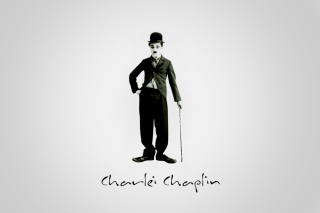 Charles Chaplin Background for Android, iPhone and iPad