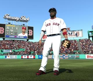 Baseball Red Sox - Obrázkek zdarma pro iPad mini 2