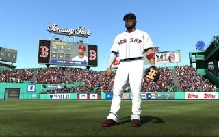 Baseball Red Sox - Obrázkek zdarma pro Samsung Google Nexus S
