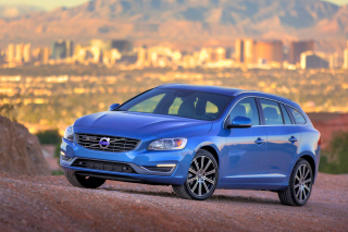 Free 2015 Volvo V60 T5 Picture for Android, iPhone and iPad