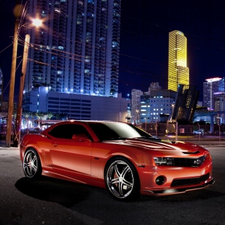 Chevrolet Camaro - Obrázkek zdarma pro 320x320