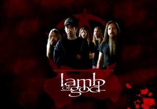 Lamb Of God Background for Android, iPhone and iPad