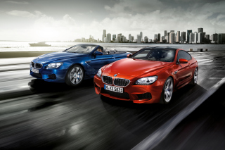 BMW M6 Convertible Picture for Android, iPhone and iPad
