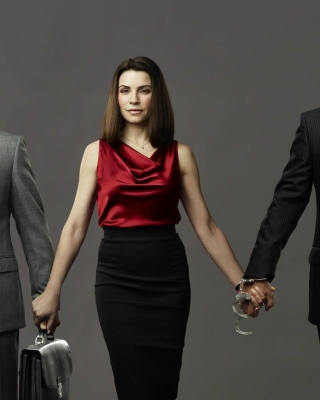 The Good Wife - Obrázkek zdarma pro iPhone 6 Plus