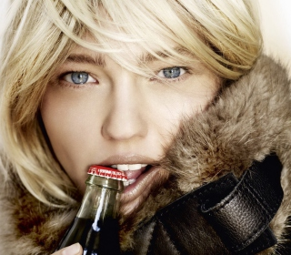Platinum Blonde With Coca-Cola - Obrázkek zdarma pro 128x128