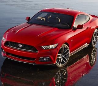 2015 Ford Mustang - Obrázkek zdarma pro iPad mini 2