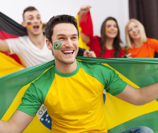 FIFA World Cup - Obrázkek zdarma pro 320x320