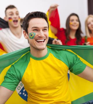 FIFA World Cup - Obrázkek zdarma pro iPhone 5S
