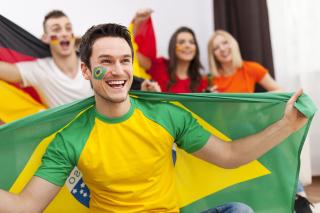FIFA World Cup - Obrázkek zdarma pro 320x240