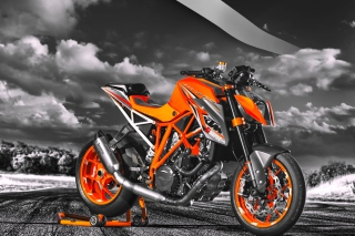 KTM 1290 Super Duke Picture for Android, iPhone and iPad