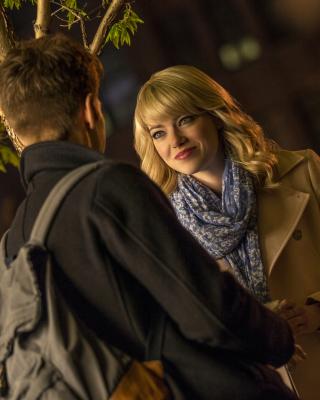 Emma Stone In New Spiderman - Obrázkek zdarma pro Nokia Lumia 2520