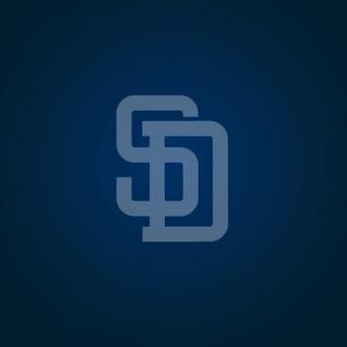 San Diego Padres - Obrázkek zdarma pro iPad Air