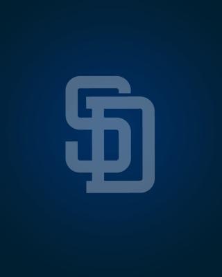 San Diego Padres - Obrázkek zdarma pro Nokia X2