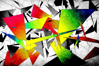 Free Colorful Abstract Picture for Android, iPhone and iPad