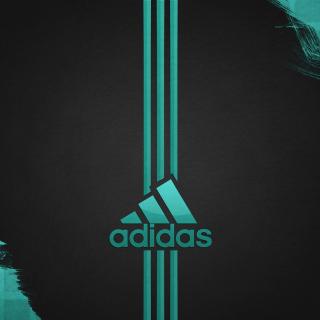 Adidas Originals Logo - Obrázkek zdarma pro 128x128