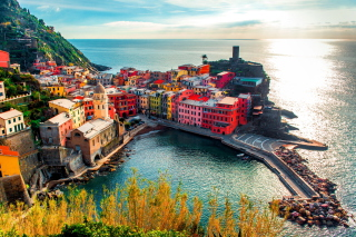 Italy Coast Picture for Android, iPhone and iPad