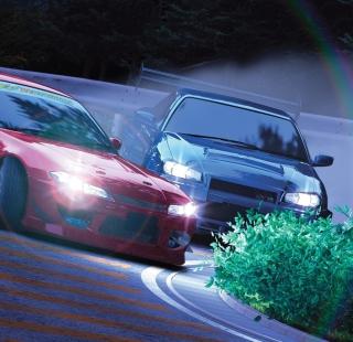 Drifting Cars - Obrázkek zdarma pro iPad Air