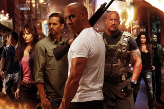 Fast & Furious 6, Vin Diesel Wallpaper for Android, iPhone and iPad