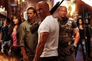 Fast & Furious 6, Vin Diesel - Fondos de pantalla gratis para Sony Ericsson XPERIA PLAY