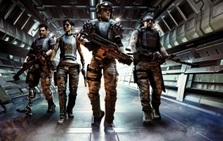 Aliens: Colonial Marines Picture for Android, iPhone and iPad