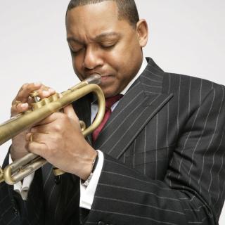 Jazz, Wynton Marsalis - Obrázkek zdarma pro iPad 2