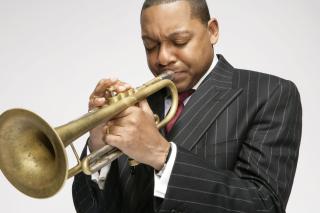 Jazz, Wynton Marsalis - Obrázkek zdarma pro Nokia Asha 302