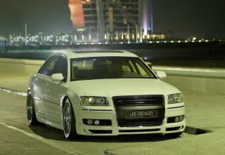 JE Design Audi A8 - Fondos de pantalla gratis para Nokia X2-01