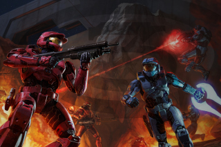 Free Halo 3 Picture for Android, iPhone and iPad