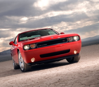 Red Dodge - Obrázkek zdarma pro 2048x2048