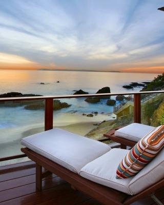 Sunset Relax - Obrázkek zdarma pro Nokia 300 Asha