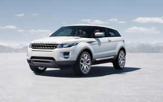 Land Rover Range Rover Evoque Background for Android, iPhone and iPad
