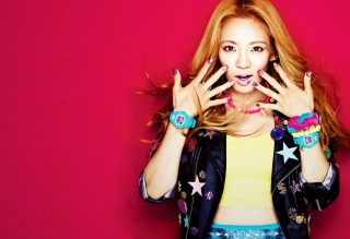 Girls Generation Korean Pop Wallpaper for Android, iPhone and iPad