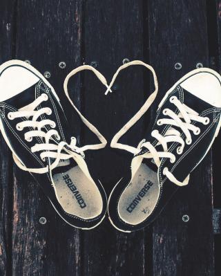 Sneakers Love - Obrázkek zdarma pro Nokia 300 Asha