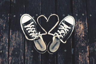 Sneakers Love - Obrázkek zdarma pro 1400x1050