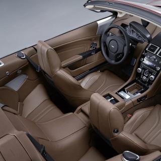 Aston Martin DBS Interior - Obrázkek zdarma pro 1024x1024