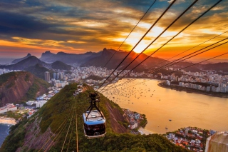 Amazing Rio De Janeiro Background for Android, iPhone and iPad