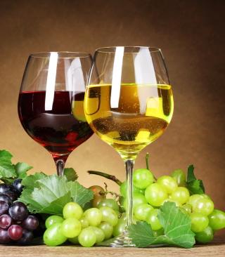Spanish Wine - Obrázkek zdarma pro Nokia Asha 303