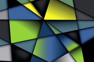 Colorful Geometry Wallpaper for Android, iPhone and iPad