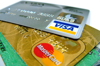 Plastic Money Visa And MasterCard Picture for Android, iPhone and iPad