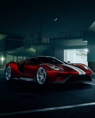 Free Ford GT 2016 Picture for Nokia C5-05