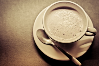 Coffee Cup Wallpaper for Android, iPhone and iPad