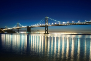 San Francisco Bridge Picture for Android, iPhone and iPad