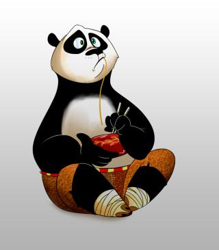 Kung Fu Panda - Obrázkek zdarma pro Nokia X7