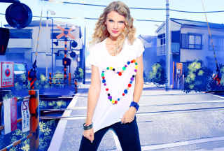 Cool Taylor Swift Background for Android, iPhone and iPad