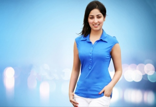 Yami Gautam Background for Android, iPhone and iPad