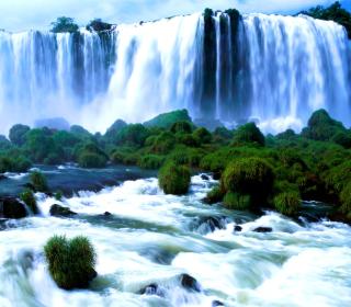 Iguazu Falls - Obrázkek zdarma pro 128x128